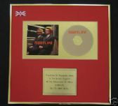 PET SHOP BOYS - CD Album Award - NIGHTLIFE